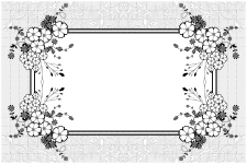 japanese-flower-frame3