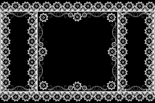 lace-flower-frame